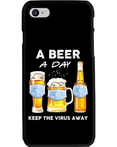 A BEER A DAY T-SHIRT