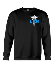 NURSE - LPN Crewneck Sweatshirt thumbnail