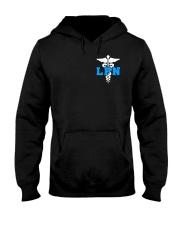 NURSE - LPN Hooded Sweatshirt thumbnail
