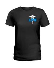 NURSE - LPN Ladies T-Shirt front