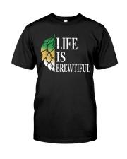 Life is brewtiful Premium Fit Mens Tee thumbnail