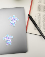 BACK TO THE SEA 4 Sticker - 2 pack (Vertical) aos-sticker-2-pack-vertical-lifestyle-front-19