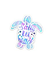 BACK TO THE SEA 4 Sticker - 2 pack (Vertical) front