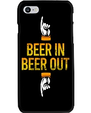 BEER IN BEER OUT Phone Case thumbnail