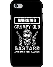 Grumpy old Phone Case thumbnail