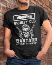 Grumpy old Classic T-Shirt apparel-classic-tshirt-lifestyle-26
