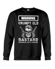 Grumpy old Crewneck Sweatshirt thumbnail