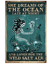 DREAM OF THE OCEAN 16x24 Poster front