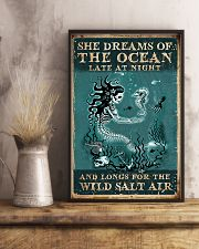 DREAM OF THE OCEAN 16x24 Poster lifestyle-poster-3