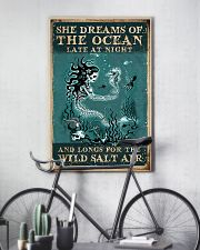 DREAM OF THE OCEAN 16x24 Poster lifestyle-poster-7