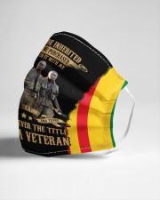 Vietnam Veteran 5 Cloth Face Mask - 3 Pack aos-face-mask-lifestyle-21
