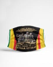 Vietnam Veteran 5 Cloth Face Mask - 3 Pack aos-face-mask-lifestyle-22