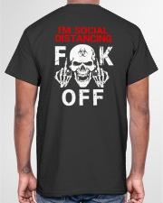 FOREVER ALIVE Classic T-Shirt garment-tshirt-unisex-back-04
