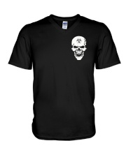FOREVER ALIVE V-Neck T-Shirt thumbnail
