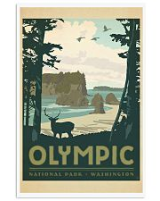 OLYMPIC 11x17 Poster front