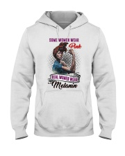 REAL WOMEN Hooded Sweatshirt thumbnail