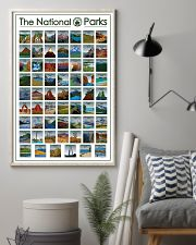 Limited Edition - 62 NPS 16x24 Poster lifestyle-poster-1