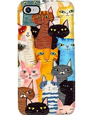 PERFECT DRESS 3D FOR CAT LOVERS Phone Case thumbnail