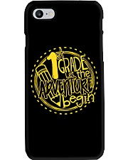 1st GRADE LET THE ADVENTURE BEGIN  Phone Case thumbnail