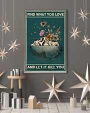 FIND WHAT YOU LOVE AND LET IT KILL YOU 16x24 Poster lifestyle-holiday-poster-1