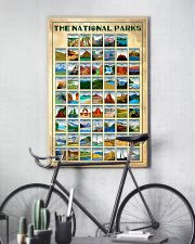 THE NATIONAL PARKS - o 24x36 Poster lifestyle-poster-7