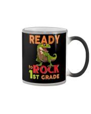 READY TO ROCK 1ST GRADE Color Changing Mug thumbnail