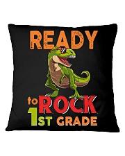 READY TO ROCK 1ST GRADE Square Pillowcase thumbnail
