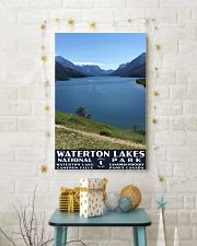 WATERTON LAKE NATIONAL PARK 16x24 Poster lifestyle-holiday-poster-3