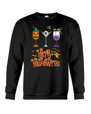HAPPY HALOWINE Crewneck Sweatshirt thumbnail