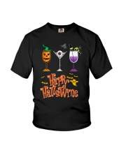HAPPY HALOWINE Youth T-Shirt thumbnail