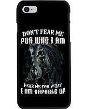 FEAR ME Phone Case thumbnail