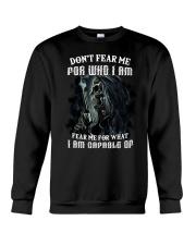 FEAR ME Crewneck Sweatshirt thumbnail