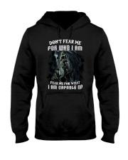 FEAR ME Hooded Sweatshirt thumbnail