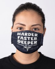 CPR SAVES LIVES Cloth Face Mask - 3 Pack aos-face-mask-lifestyle-01