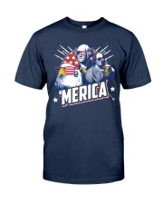 MERICA 2 Classic T-Shirt front