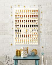 BEER 101 POSTER 16x24 Poster lifestyle-holiday-poster-3