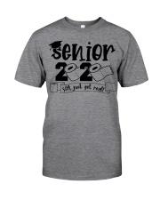 SENIOR 2020 GOT REAL T-SHIRT Classic T-Shirt front