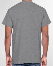 SENIOR 2020 GOT REAL T-SHIRT Classic T-Shirt garment-tshirt-unisex-back-04