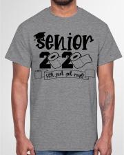 SENIOR 2020 GOT REAL T-SHIRT Classic T-Shirt garment-tshirt-unisex-front-03
