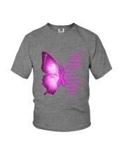 I CHOOSE TO LOVE LIFE Youth T-Shirt thumbnail