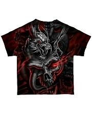 DRAGON 3D  All-over T-Shirt back