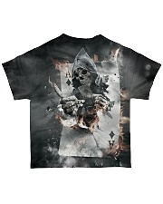 CARD 3D  All-over T-Shirt back