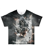 CARD 3D  All-over T-Shirt front