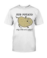 Sub Potato Classic T-Shirt thumbnail