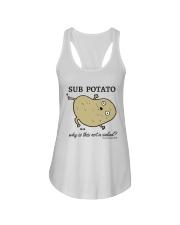 Sub Potato Ladies Flowy Tank thumbnail