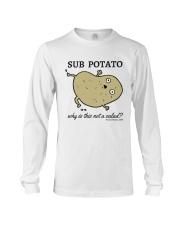 Sub Potato Long Sleeve Tee thumbnail