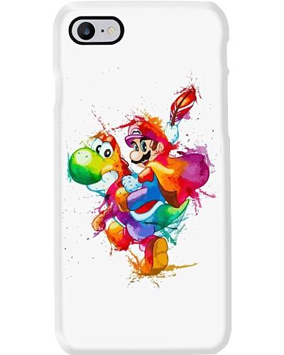 Mario colorified