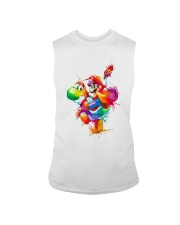 Mario colorified Sleeveless Tee thumbnail