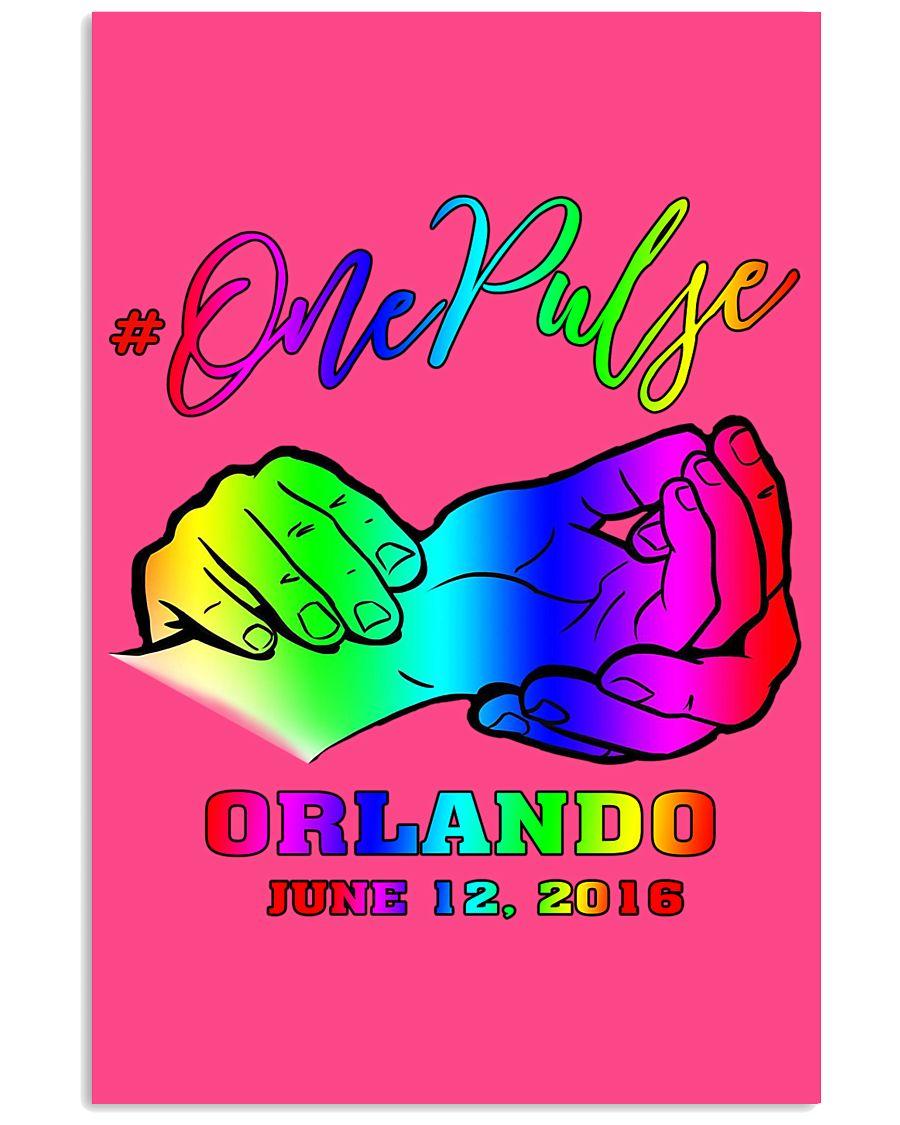 Orlando Strong 11x17 Poster