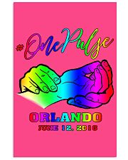 Orlando Strong 11x17 Poster front